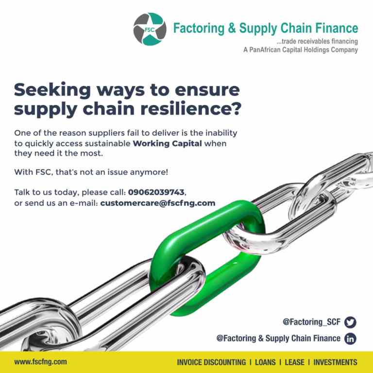 factory and supply chain finance