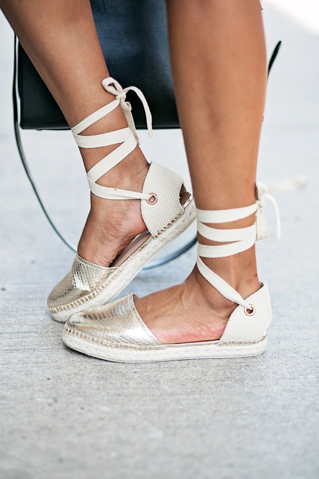 steve madden espadrille sandals, dallas blogger