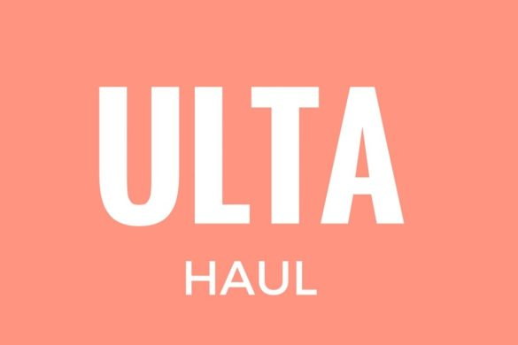 ULTA HAUL, ulta shopping trip, favorite beauty products, dallas blogger, black fashion blogger