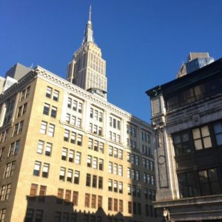 the roger new york hotel, nyc hotels, new york boutique hotel, empire state building