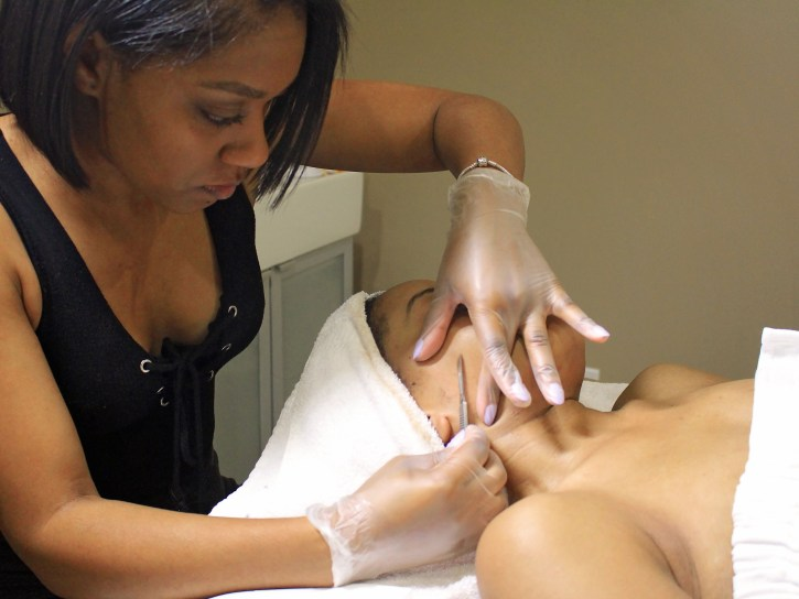 derma planing, spa lala dallas, spa lala, mommy day out, facial, self care, mommy spa day, dallas spas