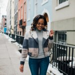 Rent the Runway, NYFW STREET STYLE, wedge over the knee boot, winter outfit inspo, winter coat outfit, dallas blogger, black fashion blogger