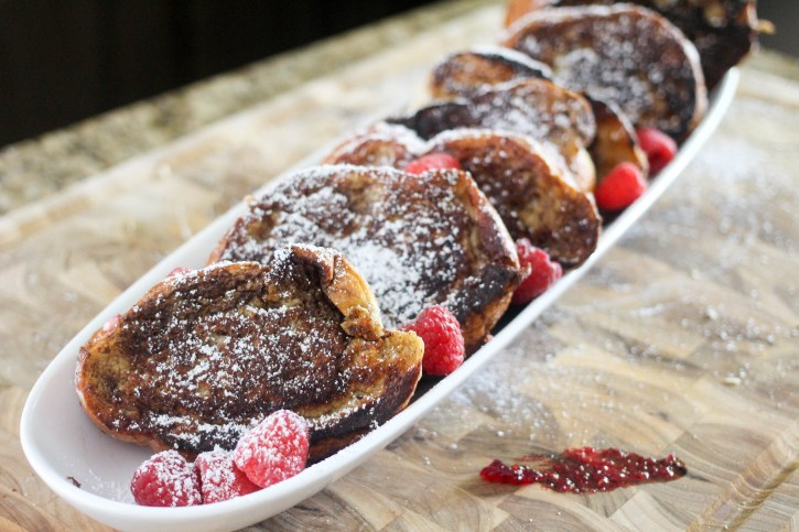 stuffed french toast, dallas blogger