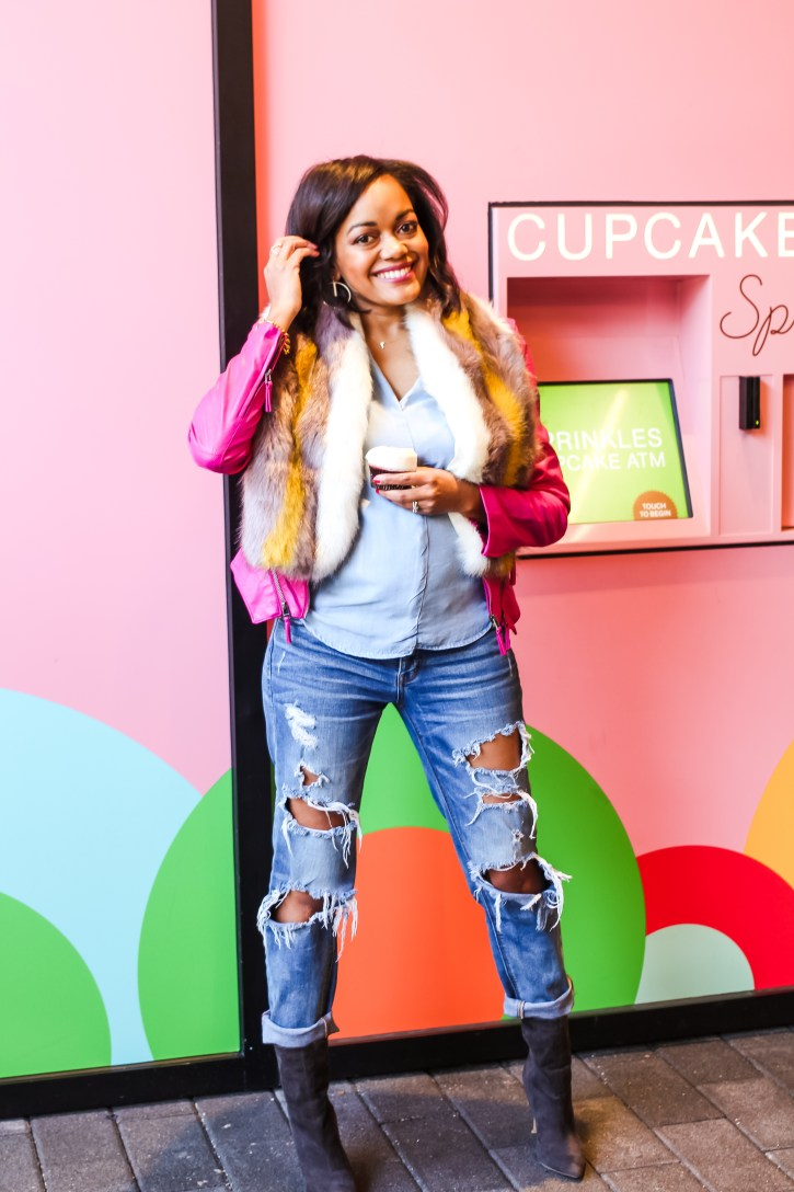 life update, sprinkles cupcakes, sprinkles cupcake pregnancy announcement, pregnancy announcement, bun in the oven, our little cupcake, pregnancy, maternity fashion, pregnancy style, how to announce you're pregnant, dallas blogger