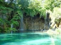 Waterfalls everywhere you look