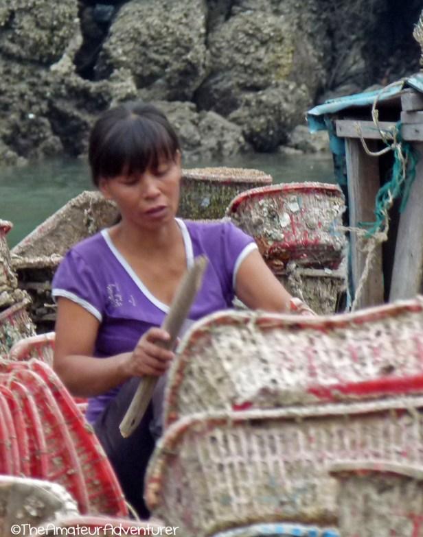 Floating Village - Ha Long Bay