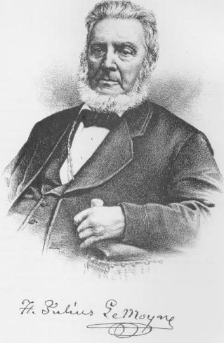 Dr. Francis Julius LeMoyne.