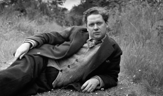 Dylan Thomas in 1946.