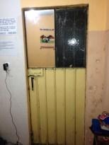 Quito Hostel Door