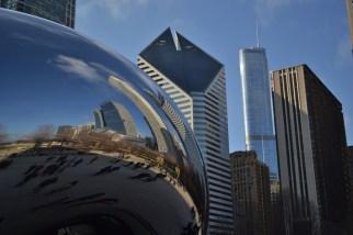 Cloud Gate/ The Bean, Chicago