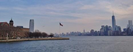 Liberty Island Ferry, New York