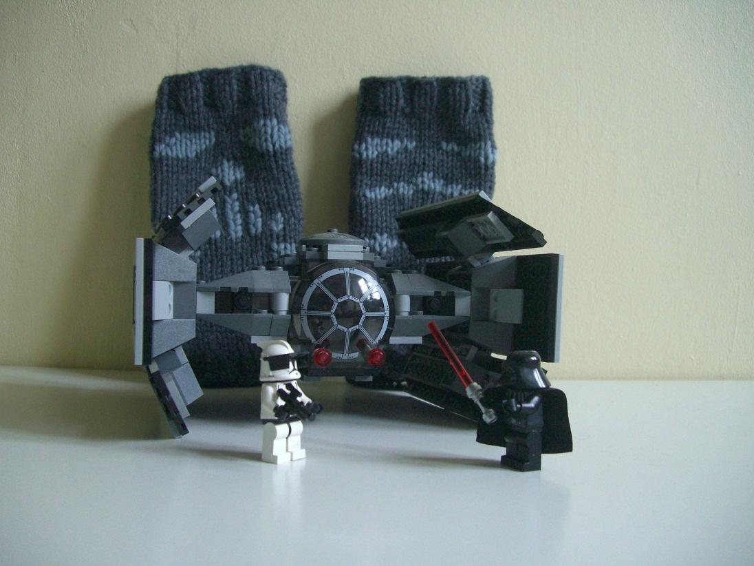 mitaines Star Wars