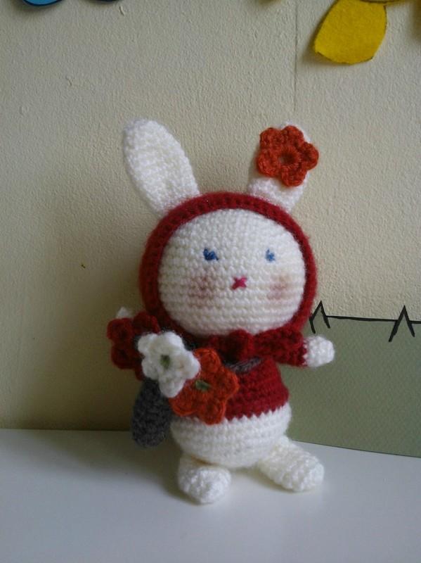 bunny de printemps