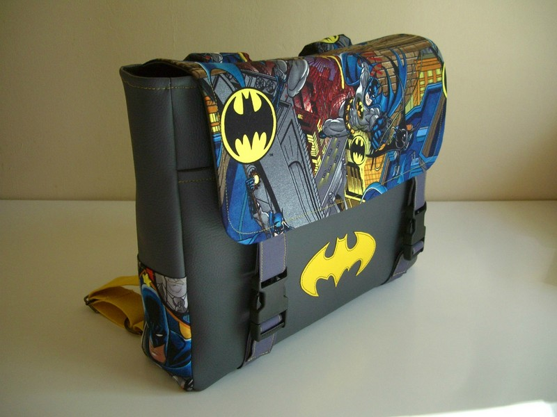 cartable pirate batman mavada