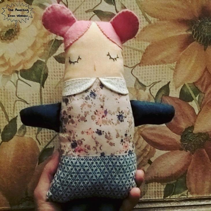 sidonie poupées à coudre