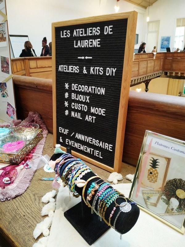 Ateliers de Laurene DIY Festival