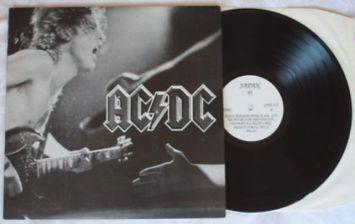 AC DC Japan 81 bw