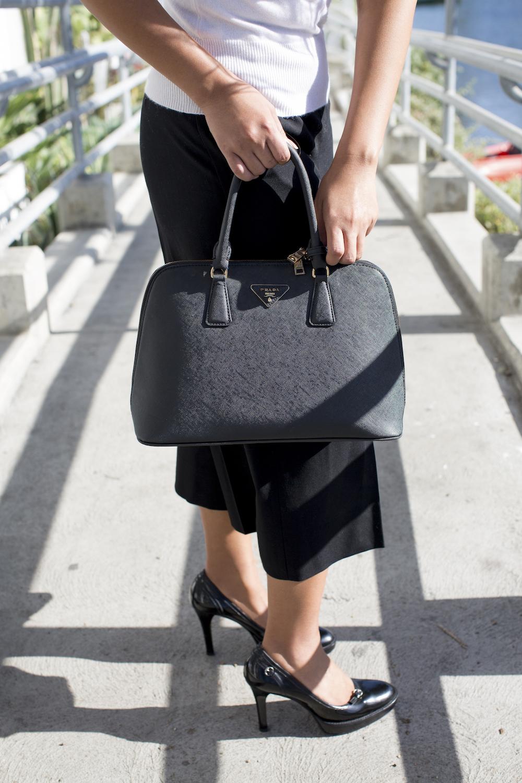 Casual Office Prada Bag