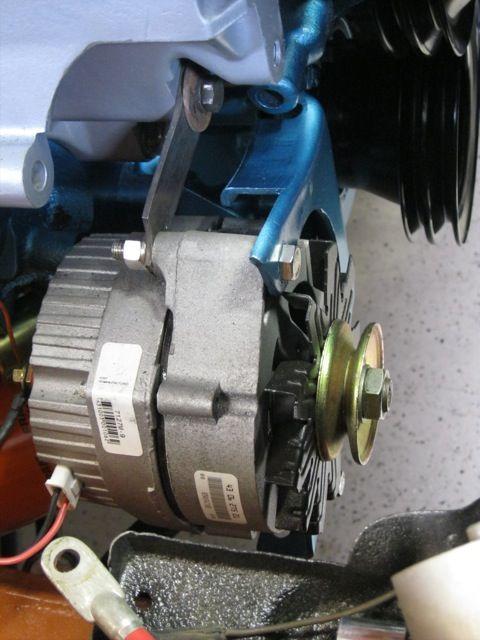 Jeep Cj5 Alternator Wiring Diagram