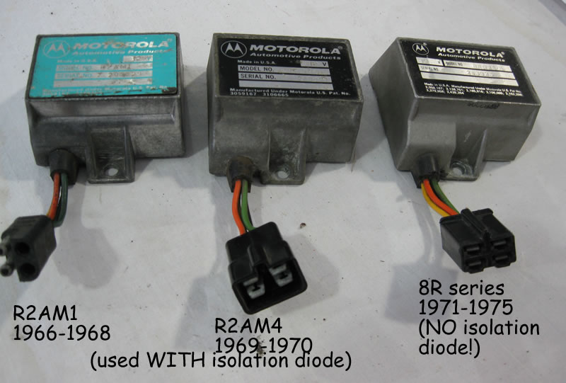 Wiring Diagram Alternator Voltage Regulator