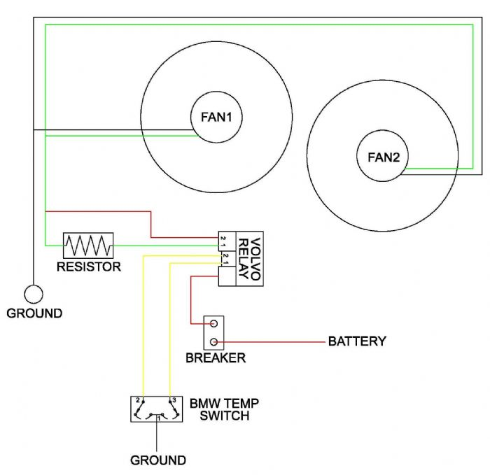 Dorman Relay Wiring Diagram