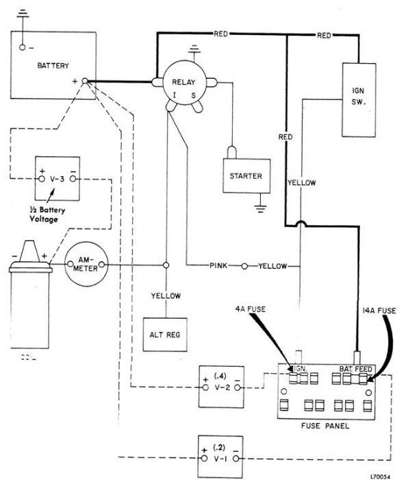 Amc 401 Wiring Diagram 1971 Javelin 360 Starting Wiring Issue The Amc Forum