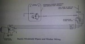 68 Javelin wiper circuit schematic  The AMC Forum
