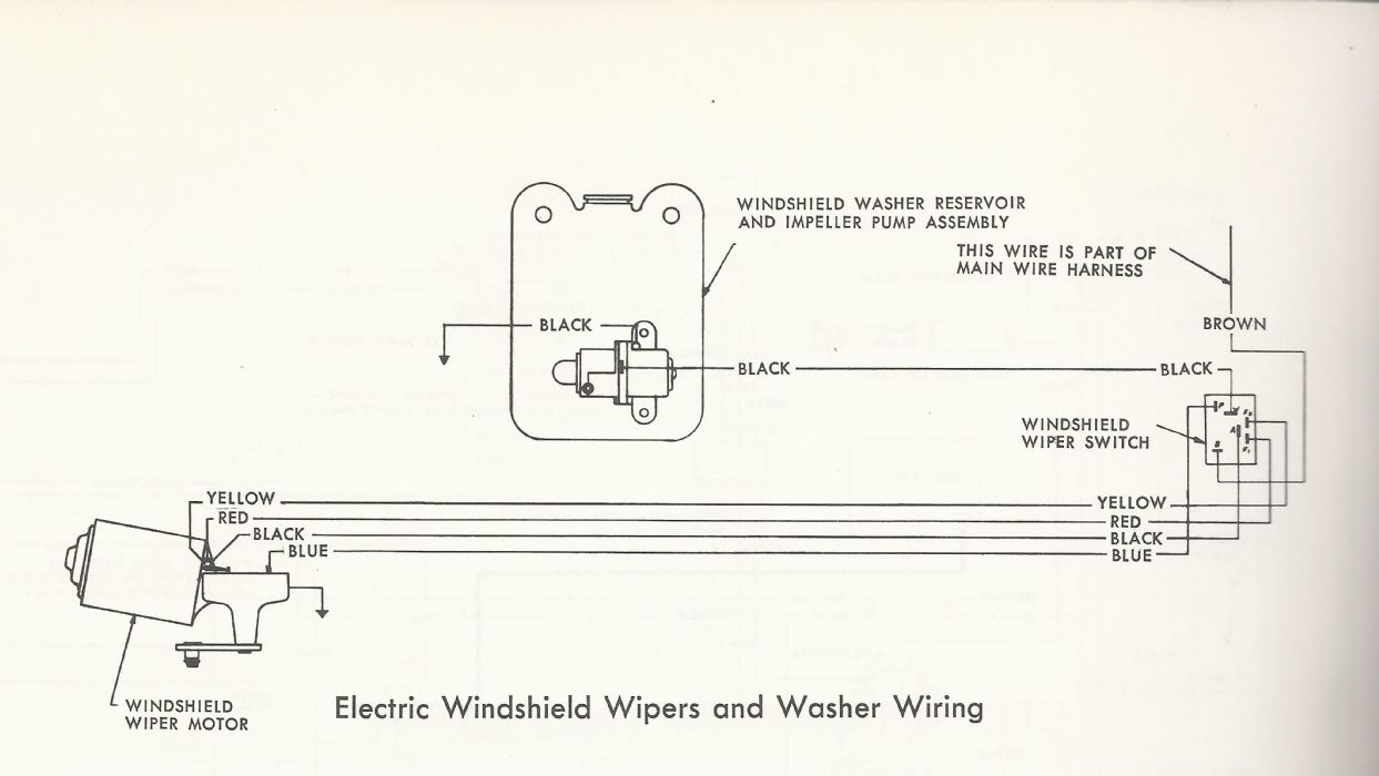 hight resolution of wiper motor won u0027t park the amc forumthere u0027s no ground wire shown on
