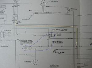 1974 Jav alternator wires  The AMC Forum  Page 1