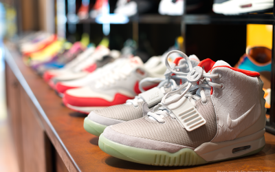 Potlatch Sneakers: The Economics of Social Status