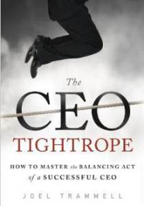 CEOs: The CEO Tightrope