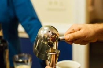 affogato - espresso