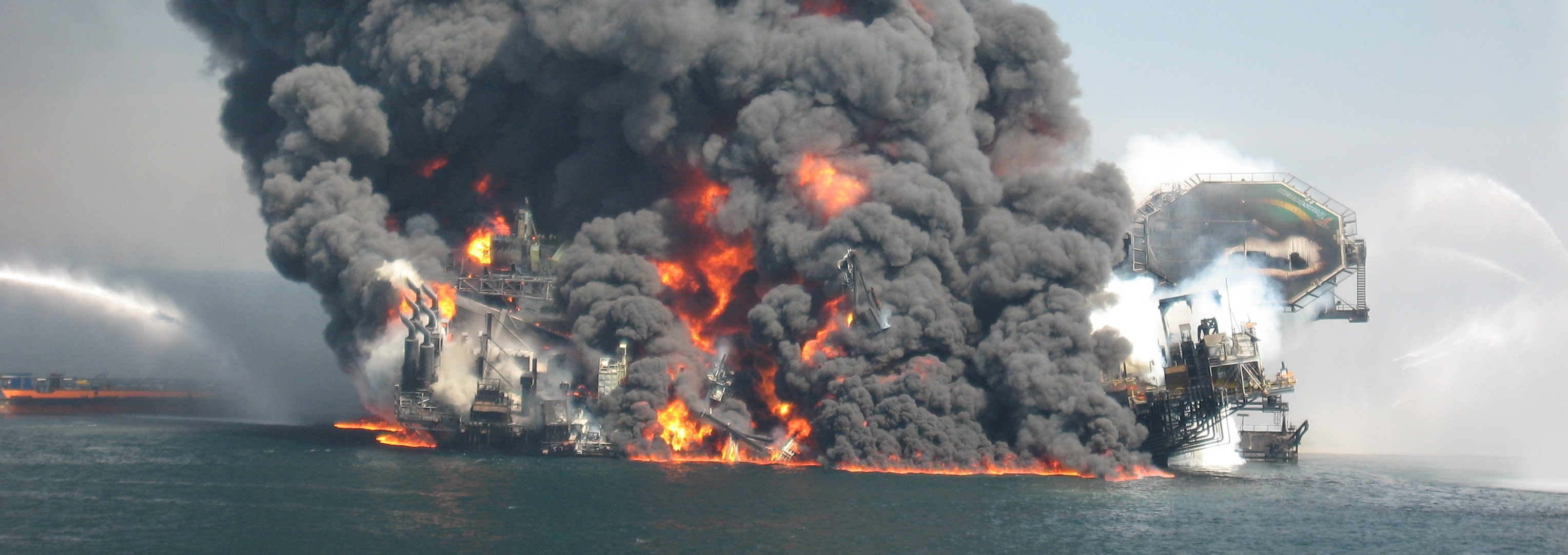 Image result for photos of Deepwater Horizon explosion,