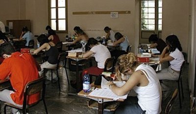 Italian high-school cheating is rampant. So is ghostwriting exams for fellow student.