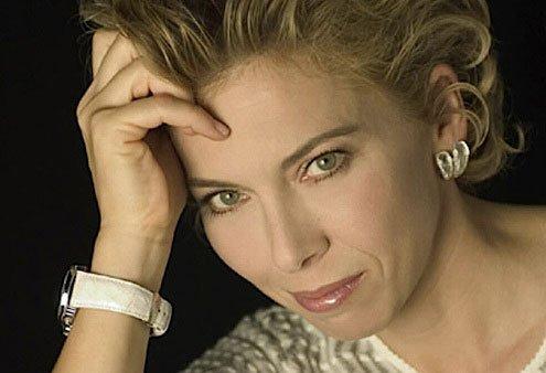 Irene Pivetti, Paul Virgo, Italian politics, TV host