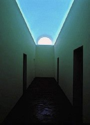 James Turrell's Lunette in Varese is one of many reasons to visit the Villa Menafoglio Litta Panza di Biumo in Varese.