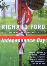 Richard Ford, real estate, Frank Bascombe, New Jersey, Pulitzer Prize
