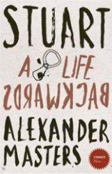 Alexander Masters, London, Stuart, vagrant