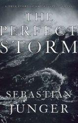 Sebastian Junger, 1991, gale, storm at sea
