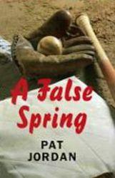 Pat Jordan, baseball, memoir
