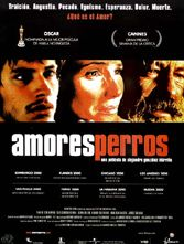 Amores Perros, Mexico, Alejandro González Iñárritu, dog fighting, Gael García Bernal, Goya Toledo, Emilio Echevarría, Vanessa Bauche