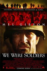 Mel Gibson, Col. Hal Moore, Vietnam War, Drang Valley, Viet Cong