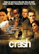 Crash, L.A., racism, crime, Paul Haggis, violence, best movie, Oscars