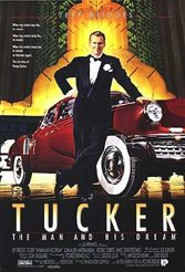 John Preston Tucker, Coppola, Jeff Bridges, failed carmaker, American Dream, automobile industry