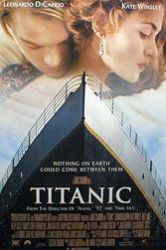 1912, iceberg, Titanic disaster, transatlantic liners, shipboard romance, movie has grossed $2 billion