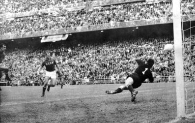 Anti-communism was so fierce Franco wouldn't let his team play in 1960 because the Soviets competed.