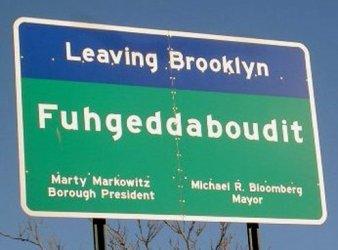Brooklyn elicits mixed feelings, even among self-deprecating residents.
