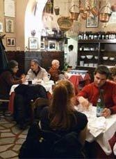 Da Lucia, family-run in Rome.