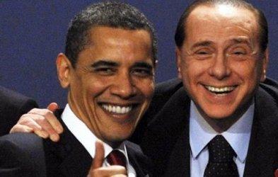 Silvio and Barack...