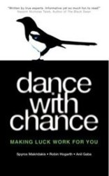 """How to let chance in. Or, """"When in doubt, blink."""""""